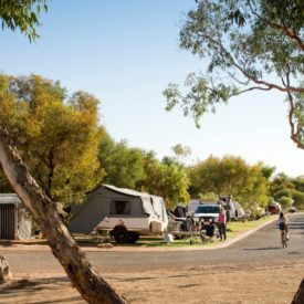 Big 4 MacDonnell Range Holiday Park Alice Spinqs